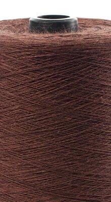 Šokolado spalvos lininiai verpalai 11(3) | Ruduo Žiema 2019/2020