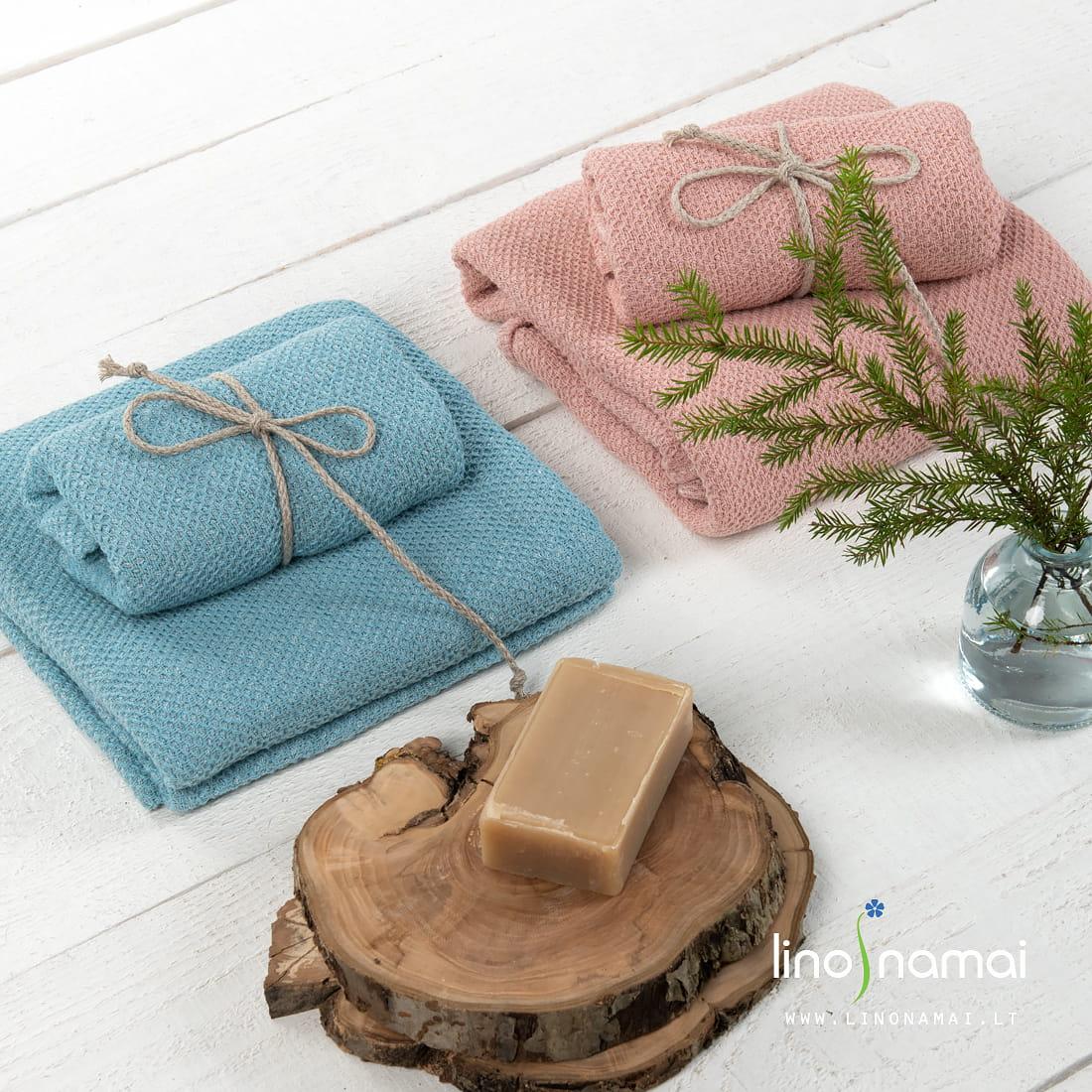 Lininiai vonios rankšluosčiai | Kalėdinių dovanų gidas
